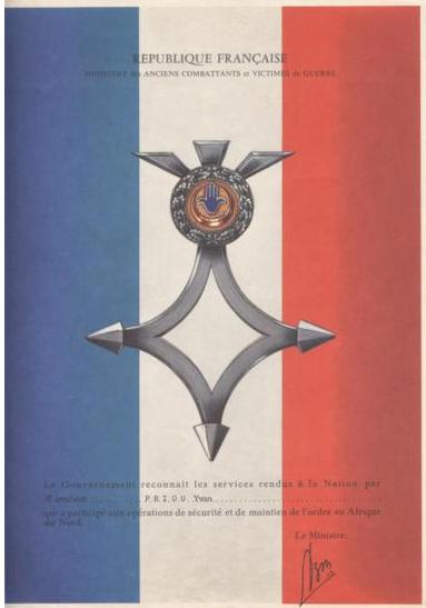 Photo titre de reconnaissance de la nation