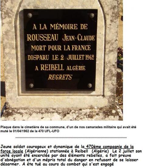 Rousseau jean claude