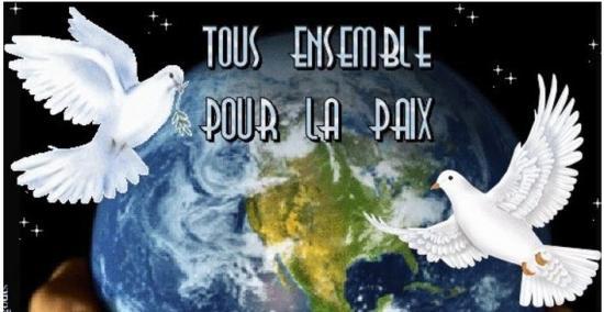 Tous ensemble pour la paix