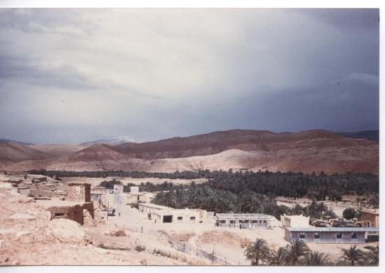 Vue du village 1961